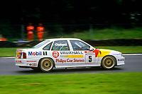 Round 9 of the 1991 British Touring Car Championship. #5 John Cleland (GBR). Vauxhall Sport. Vauxhall Cavalier.
