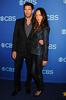 NEW YORK CITY, NY, USA - MAY 14: Dylan McDermott, Maggie Q at the 2014 CBS Upfront held at Carnegie Hall on May 14, 2014 in New York City, New York, United States. (Photo by Celebrity Monitor)