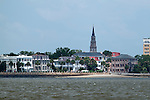 Charleston South Carolina battery