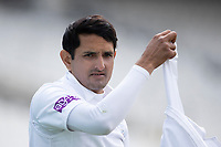 Mohammad Abbas, Hampshire CCC during Surrey CCC vs Hampshire CCC, LV Insurance County Championship Group 2 Cricket at the Kia Oval on 30th April 2021
