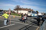 Traffic at schools in Bothar Brugha