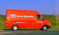 Furgão de transporte expresso. SP. Foto de Juca Martins.