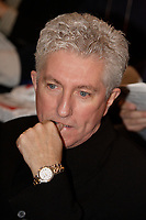 Gilles Duceppe<br /> , Leader of the Bloc Quebecois<br /> speak about the environment and Canada's future at <br /> COLLOQUE 2007 - Batissons l'avenir. February 3rd 2007 in Montreal.<br /> Photo :P. Roussel -  Images DistributionGilles Duceppe