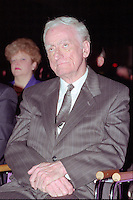 Montreal (qc) CANADA - file Photo - 1992 - <br /> <br /> <br /> 'Union des Municipalites du Quebec convention in April - Claude Ryan, Quebec Minister of Municipal Affairs