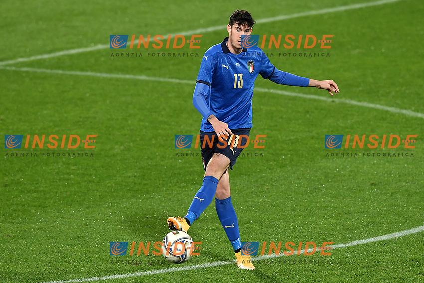 Alessandro Bastoni of Italy in action during the friendly football match between Italy and Estonia at Artemio Franchi Stadium in Firenze (Italy), November, 11th 2020. Photo Andrea Staccioli/ Insidefoto