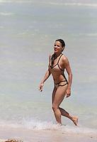 APRIL 26 2013.Michelle Rodriguez enjoy Miami beaches.Non Exclusive.Mandatory Credit: OHPIX.COM..Ref: OH_SOL