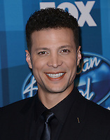 Justin Guarini @ the American Idol Farewell Season finale held @ the Dolby Theatre.<br /> April 7, 2016