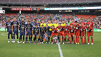 D.C. United vs Paris Saint-Germain, July 28, 2012
