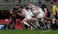 19th March 2021;   John Andrew during the final round of the Guinness PRO14 against Zebre Rugby held at Kingspan Stadium, Ravenhill Park, Belfast, Northern Ireland. Photo by John Dickson/Dicksondigital