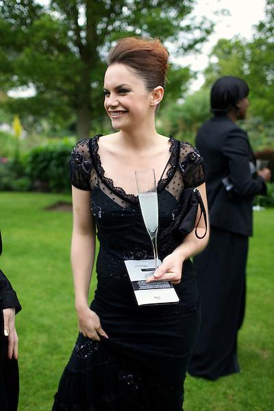 Ruth Wilson at Elton John's White Tie and Tiara Ball