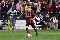 Atlanta, Georgia - Thursday, February 28, 2019. Atlanta United defeated Herediano, 4-0 in the second leg of the teams' Scotiabank CONCACAF Champions League series to advance, 5-3, on aggregate. The match was played at Kennesaw State University's Fifth Third Bank Stadium in Kennesaw, GA.