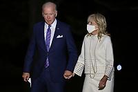 President Biden Returns From Baltimore