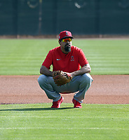 Anthony Rendon - Los Angeles Angels 2020 spring training (Bill Mitchell)
