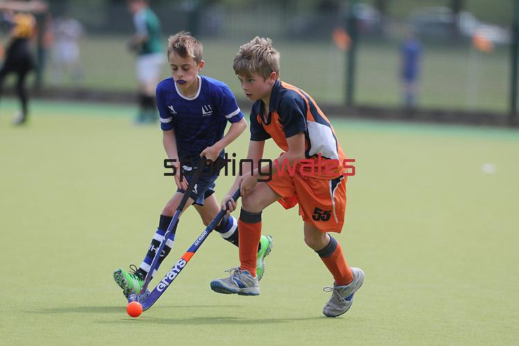 Welsh Youth Hockey Cup Final U11 Boys<br /> Dysynni v Whitchurch<br /> Swansea University<br /> 06.05.17<br /> ©Steve Pope - Sportingwales