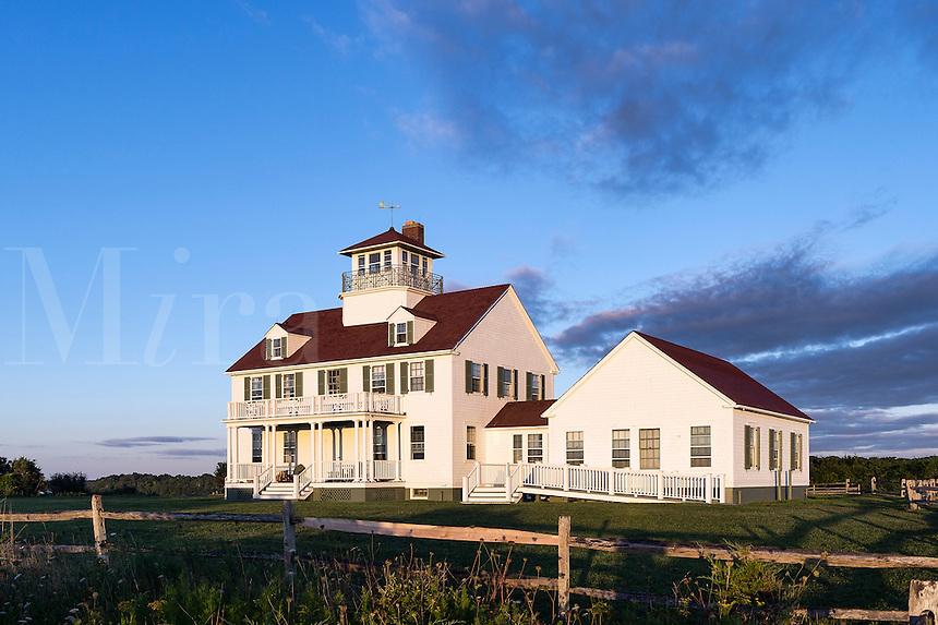 Coast Guard Station, Eastham, Cape Cod, Massachusetts, USA
