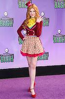 SANTA MONICA, CA - OCTOBER 20: Actress Katherine McNamara arrives at Hub Network's 1st Annual Halloween Bash held at Barker Hangar on October 20, 2013 in Santa Monica, California. (Photo by Xavier Collin/Celebrity Monitor)