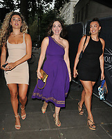 Antigoni Buxton, Tonia Buxton and Sophia Buxton at the Cabaret All Stars Presents: Denise van Outen cabaret show, Proud Embankment, Victoria Embankment, on Thursday 15 July 2021, in London, England, UK. <br /> CAP/CAN<br /> ©CAN/Capital Pictures