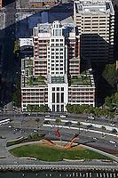 aerial photograph Gap corporate headquarters 2 Folsom Street San Francisco