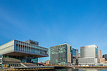 The Institute of Contemporary Art in the Seaport District, South Boston, Massachusetts, USA