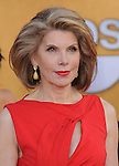 Christine Baranski  at the 17th Screen Actors Guild Awards held at The Shrine Auditorium in Los Angeles, California on January 30,2011                                                                               © 2010 DVS/ Hollywood Press Agency
