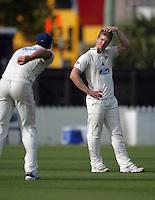 130221 Cricket - Wellington Firebirds v Otago Volts