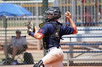 16U- Team California v Nor Cal Baseball 2021 Blue