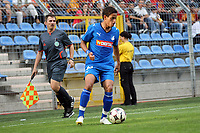 Carlos Eduardo (Hoffenheim)<br /> TSG 1899 Hoffenheim vs. Galatasaray Istanbul, Carl-Benz Stadion Mannheim<br /> *** Local Caption *** Foto ist honorarpflichtig! zzgl. gesetzl. MwSt. Auf Anfrage in hoeherer Qualitaet/Aufloesung. Belegexemplar an: Marc Schueler, Am Ziegelfalltor 4, 64625 Bensheim, Tel. +49 (0) 6251 86 96 134, www.gameday-mediaservices.de. Email: marc.schueler@gameday-mediaservices.de, Bankverbindung: Volksbank Bergstrasse, Kto.: 151297, BLZ: 50960101