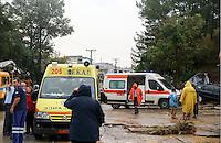Ambulances in Agia Triada