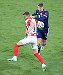 23.06.2021 Croatia v Scotland follow ups: Kevin Nisbet and Borna Barisic
