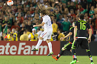 Pasadena, CA. - Saturday, October 10, 2015: Mexico defeats the USMNT 3-2 to win the 2015 CONCACAF Cup Final at the Rose Bowl.