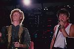 Daryl Hall & Paul Young Pier 84 NY, NY Aug 1985