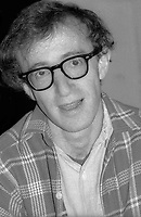 Woody Allen at Studio 54 August 1977 Photo by Adam Scull-PHOTOlink.net