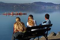 Anguillara e il lago di Bracciano...