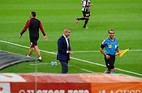 São Paulo (SP), 30/05/2021 - CORINTHIANS-ATLÉTICO-GO - Sylvinho, técnico do Corinthians. Corinthians e Atlético-GO, a partida é válida pela primeira rodada do Campeonato Brasileiro 2021, Neo Química Arena, domingo (30).