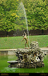 Fountain of Neptune Lorenzi Boboli Gardens