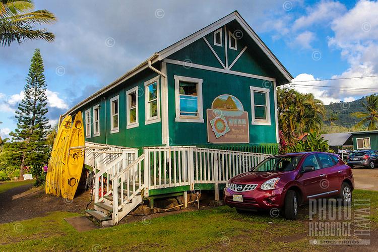 Kayak Kauai Rental Shop, Hanalei, Kaua'i