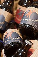 Europe/France/Nord-Pas-de-Calais/Pas-de-Calais/62/Le Touquet: La Touquettoise, bière blonde de tardition sur lie