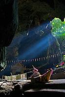 Killing Caves. Phnom Sampeou,Battambang, Cambodia Killing caves at Phnom Sampeau a Khmer Rouge,execution, site, near Battambang, Cambodia