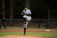 AZL White Sox relief pitcher Hunter Kiel (38) delivers a pitch during an Arizona League game against the AZL Dodgers at Camelback Ranch on July 7, 2018 in Glendale, Arizona. The AZL Dodgers defeated the AZL White Sox by a score of 10-5. (Zachary Lucy/Four Seam Images)