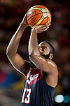 James Harden of United States of America during FIBA Basketball World Cup 2014 group C between United States of America vs Turkey  on August 31, 2014 at the Bilbao Arena stadium in Bilbao, Spain. Photo by Nacho Cubero / Power Sport Images