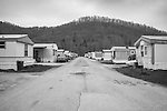 Trailer Court, Route 16, Morehead, KY.