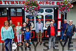 Turners Bar customers gather outside the pub as it marks that the pub is closed for the past 5 months due to the Covid pandemic. Front l to r: Kay and Johnny Moriarty, Carmel, Aidan, Amy, AJ and Gerry Turner, PJ Herlihey, Thomas Casey, Ned Brown and Gerard Casey.