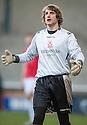 Deveronvale goalkeeper Darren McConnachie ...