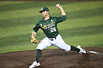 Tulane Baseball downs Wright State, 6-5, in 10 innings.