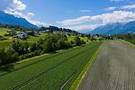 Äule, Gampriner See, Gamprin, Liechtenstein