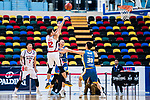 Blackwater Elite vs Samsung Thunders during the Summer Super 8 at the Macao East Asian Games Dome on July 17, 2018 in Macau, Macau. Photo by Marcio Rodrigo Machado / Power Sport Images