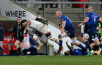 6 March 2021; Marcell Coetzee during the Guinness PRO14 match between Ulster and Leinster at Kingspan Stadium in Belfast. Photo by John Dickson/Dicksondigital