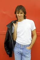 Jean-Jacques GOLDMAN<br />  Studio-portrait<br /> 1985<br /> © Francois GAiLLARD/ DALLE