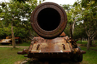 War museum in<br /> Siem Reap <br /> , Cambodia<br /> <br /> PHOTO :  Agence Quebec Presse<br /> <br /> <br /> <br /> <br /> <br /> PHOTO : Agence Quebec Presse