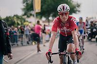 Jens Keukeleire (BEL/Lotto-Soudal) rolling in<br /> <br /> Stage 7: Fougères > Chartres (231km)<br /> <br /> 105th Tour de France 2018<br /> ©kramon